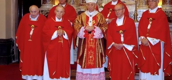 Proslavljeni svećenički jubileji
