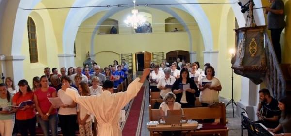 (Ras)pjevana duhovna obnova - prvi dan trodnevnice