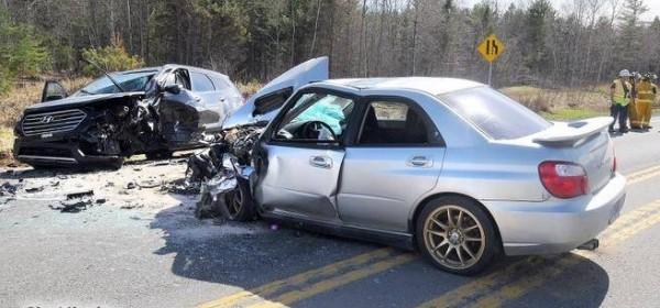 U prometnoj nesreći dvije osobe smrtno stradale