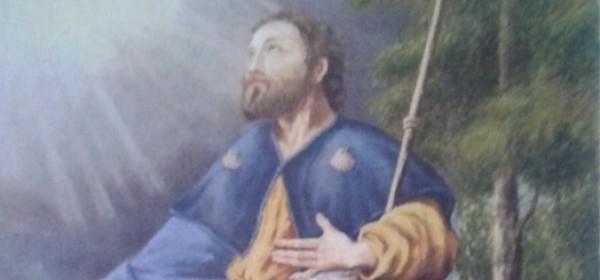 Blagoslov slike sv. Roka