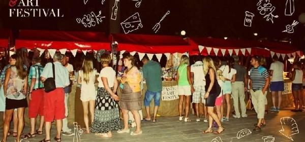 Sutra u Novalji počinje Taste & Art - Festival domaćih proizvoda