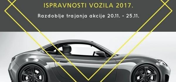 Dani tehničke ispravnosti vozila 2017.