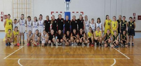 Održan 11.turnir u košarci za kadetkinje