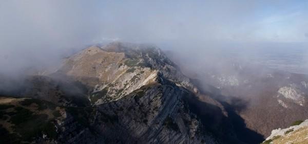 PD Gromovača: uspon na Vaganski vrh