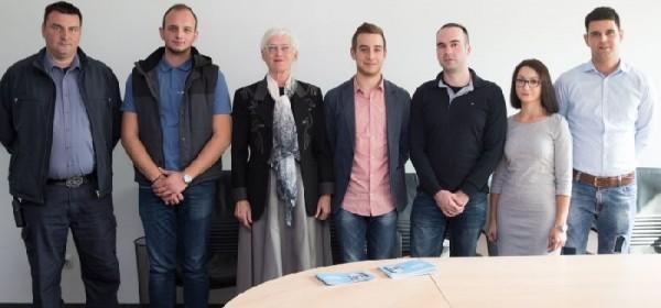 Tehničko Veleučilište Zagreb podijelio šest stipendija vatrogascima
