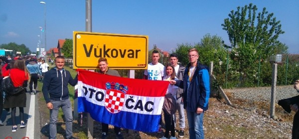 Prvi dojmovi iz Vukovara!