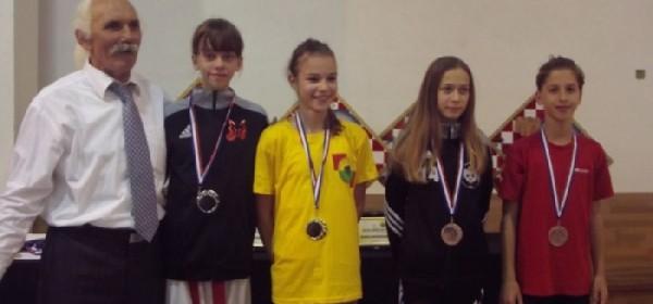"Konačni rezultati na taekwondo turnir u Otočcu ""16.Gacka Open 2017"""