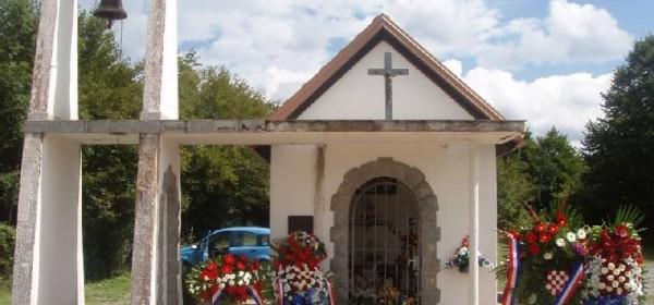 Obilježavanje 26.obljenice pogibije policajaca na Žutoj Lokvi
