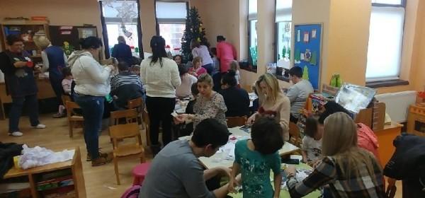 """Božićna radionica u Dječjem vrtiću """"Tratinčica"""" Brinje"""