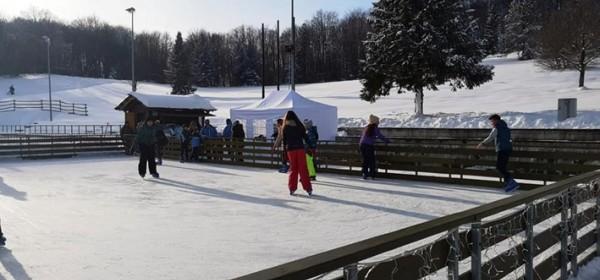 Započela sezona bijelih športova na Plitvičkim jezerima