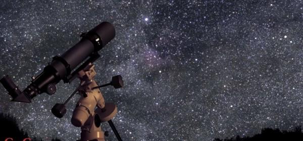 Promatranje neba - povodom 100. obljetnice IAU-a