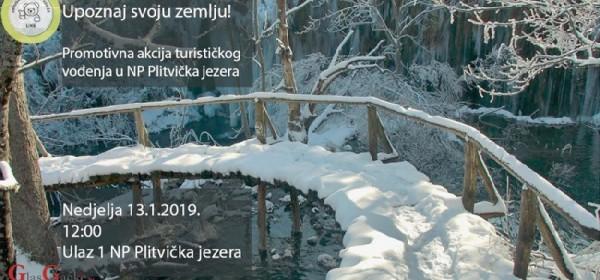 Vođenje kroz NP Plitvička jezera