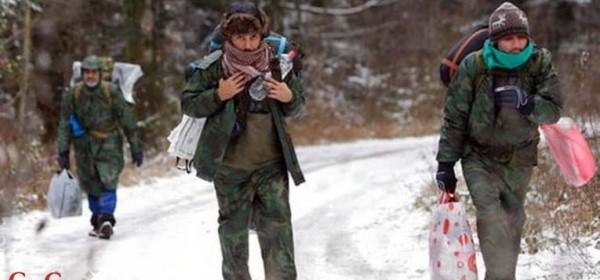 Migranti riskirali živote, a vraćeni danas u BiH