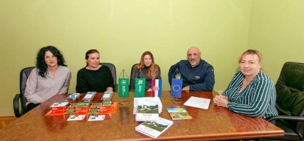 Potpora u monitoringu divljih životinja U NP Sjeverni Velebit