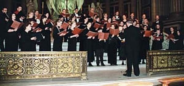 Susret pjevačkih zborova u GSB u Otočcu