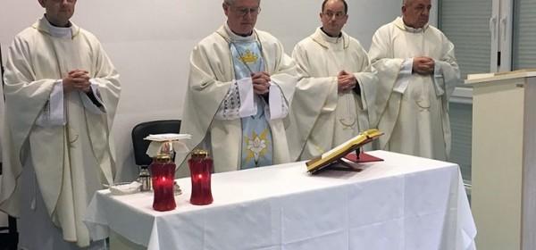 Na Svjetski dan bolesnika biskup Križić pohodio gospićku bolnicu