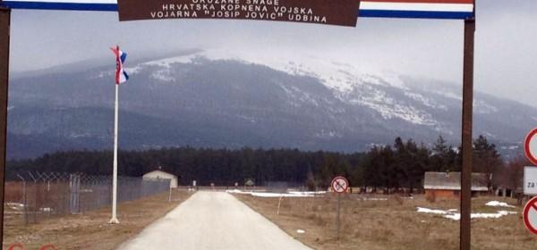 Krstičević u Udbini otvara specijalni kamp za commando obuku časnika i dočasnika