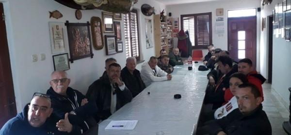 Seminar za ribolovne sudce i natjecatelje