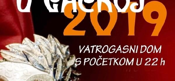 Završni bal Mačkara u Gackoj - u subotu