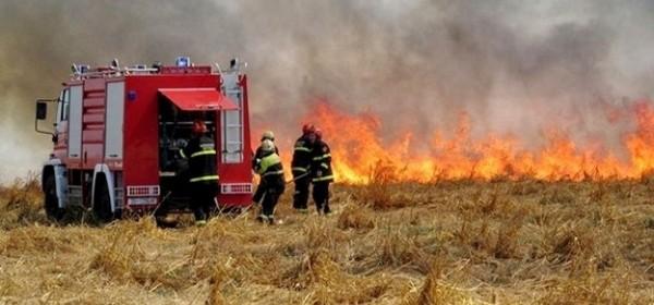 Od početka godine 391 vatrogasna intervencija