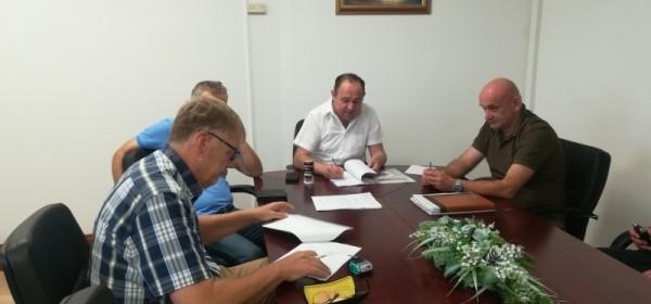 Potpisan ugovor o izvođenju radova uređenja trga u Svetom Jurju