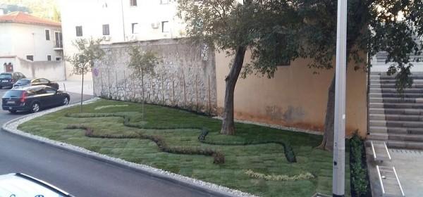 Umijeće na djelu: Senj dobiva svoju zelenu mrežu