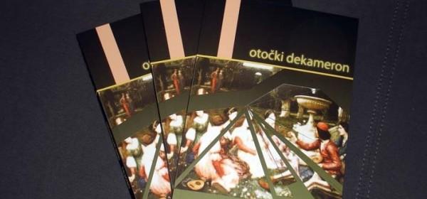 Otočki dekameron, knjiga II - na večerašnjoj izložbi Knjiga otočkih