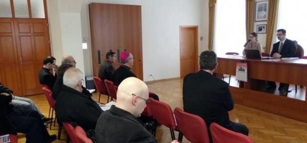 Predbožićni susret svećenika GSB-a