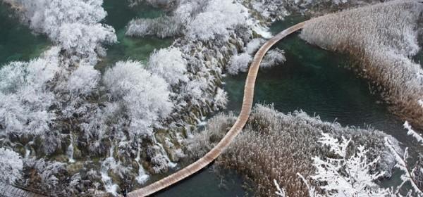 Ovog vikenda Plitvička jezera organizirano na društvenima mrežama