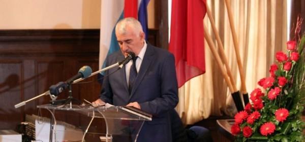 Govor gradonačelnika Kostelca na Danu grada