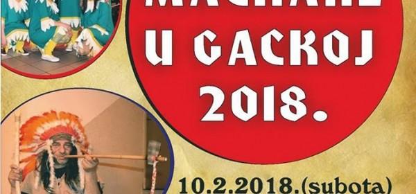 Inat je glavni organizator Mačkara u Gackoj