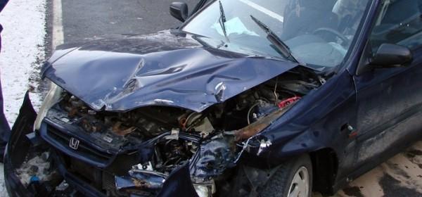 Sklisko pa i dosta prometnih nezgoda