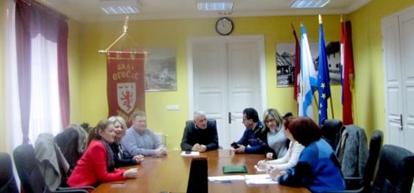 Čelnici Otočca, Brinja i Vrhovina potpisali sporazum o gospodarenju otpadom