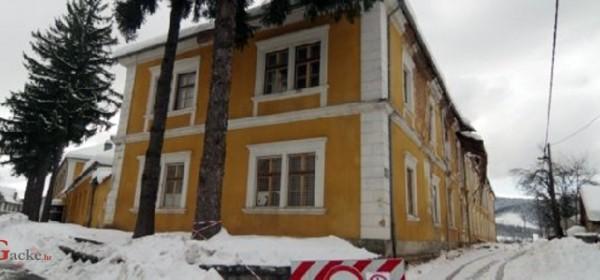 Sanacija krova vojarne u nadležnosti Ministarstva državene imovine