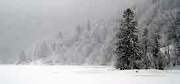 Kako ipak uživati u snijegu na Plitvičkim jezerima?
