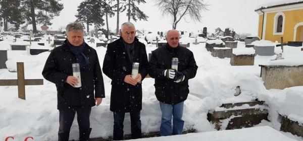 Povodom 8. godišnjice smrti D. Bobinca