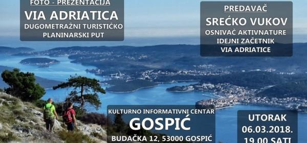 Via Adriatica - 6. ožujka