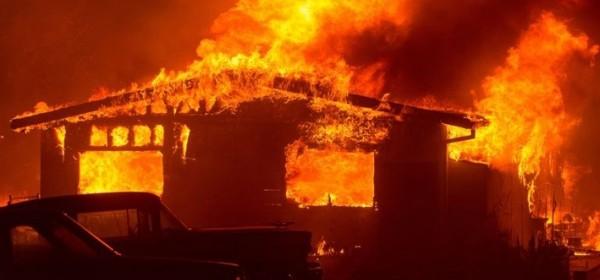 Izgorio restoran u Sv. Roku