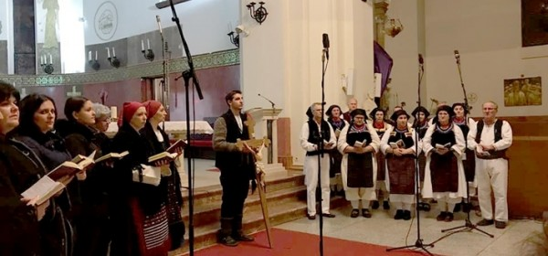 U sv. Petru sinoć održan koncert