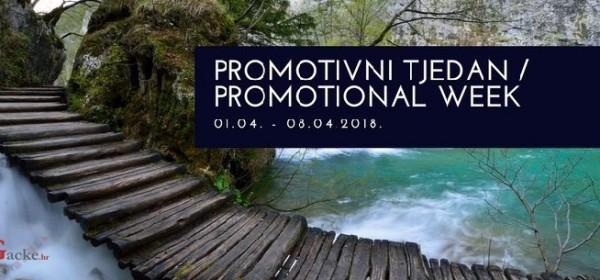 Promotivni tjedan u NP Plitvička jezera započinje Uskrsom