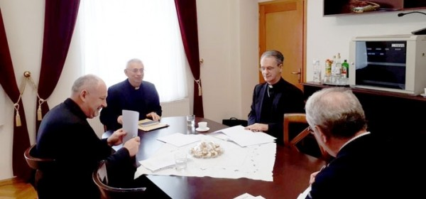 Zasjedali biskupi Riječke metropolije