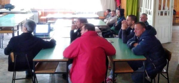 Grad omogućio desetorici radnika javnih radova osposobljavanje za motornu pilu