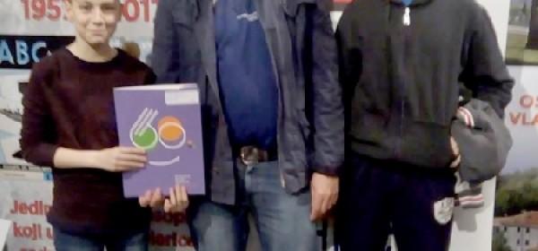 Otočkim robotičarima nagrada i na Tehničkoj kulturi u Poreču