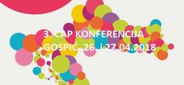 3. CAP konferencija
