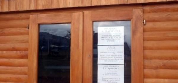 Selidba info kućice na vrilo Pećina