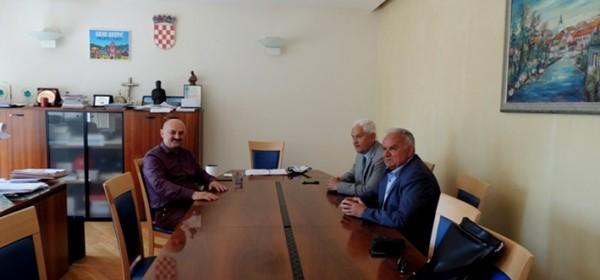 Sastanak triju gradonačelnika - o problemima brdsko-planinskih područja