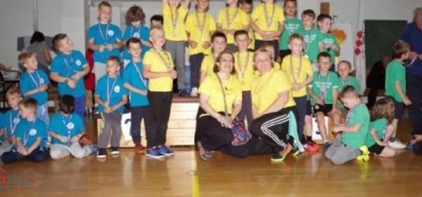 Olimpijski festival dječjih vrtlića - u dvorani