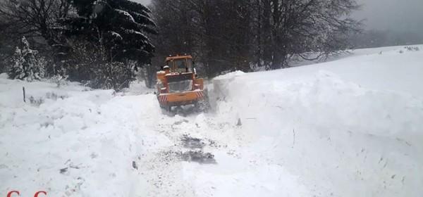 Hrvatske ceste pomogle Korenici u troškovima zimske službe