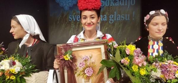 Ivana Jurković - jedna od prvih pratilja na 54. Brodskom kolu
