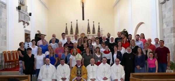 Vjeroučitelji iz pet (nad)biskupija u Senju